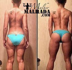 13 Mulheres Antes E Depois Da Musculacao Motivacao Para Fitness