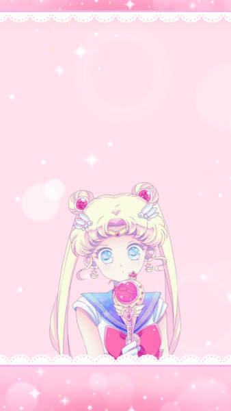 Pink Sailor Moon Wallpaper : sailor, wallpaper, Sailor, Wallpaper, Android, Tumblr, Wallpaper,