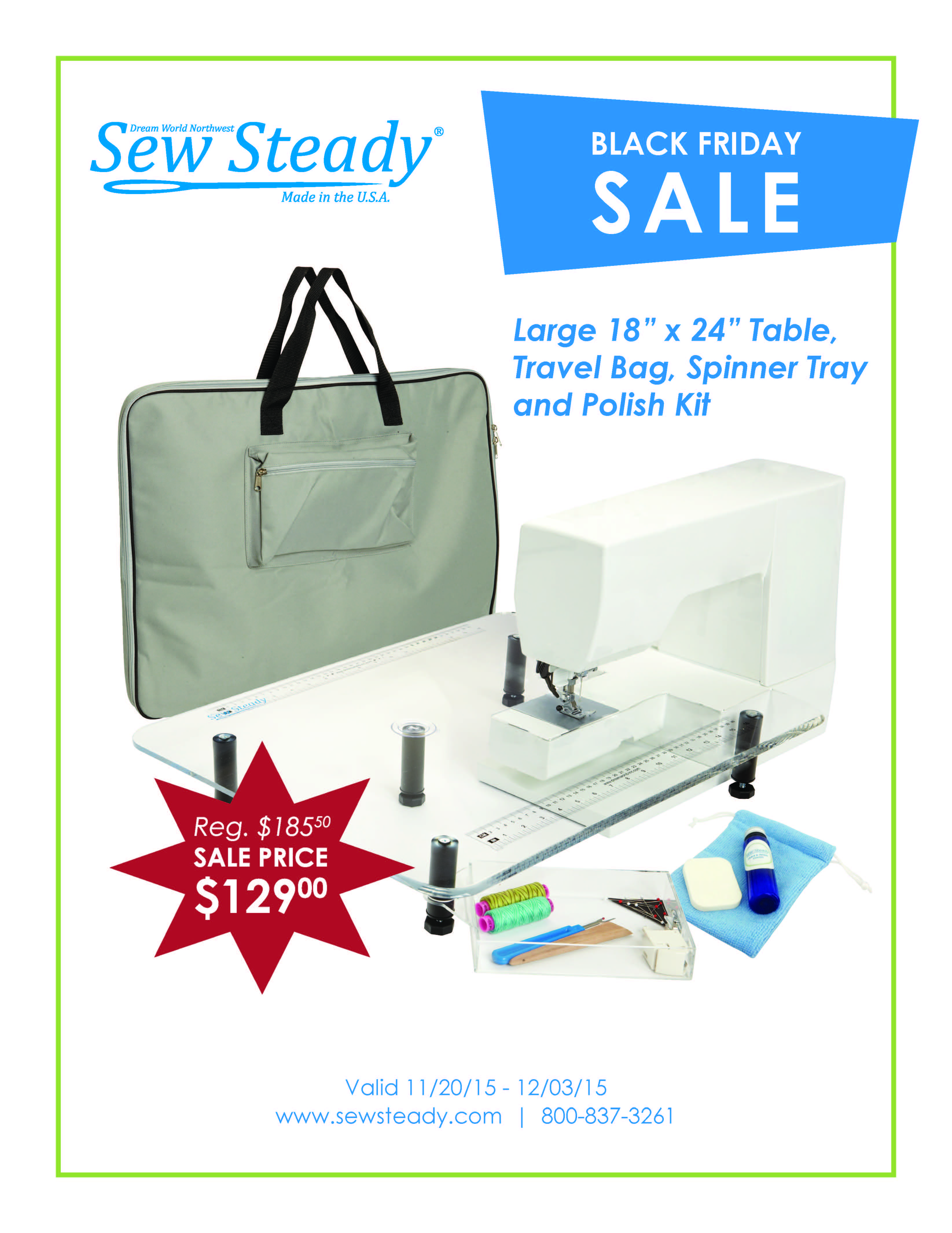 Black Friday Promo The Sew Decorative Package Offers Our