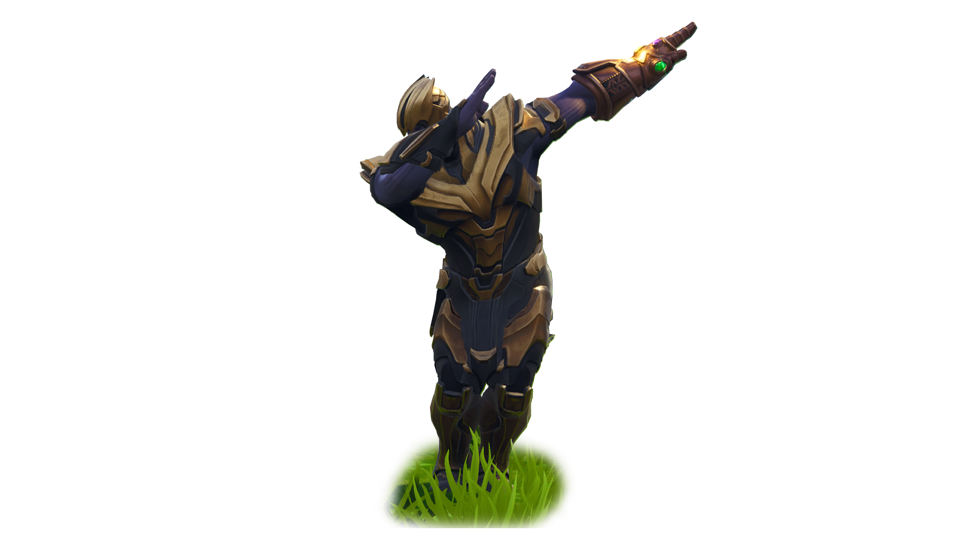 Fortnite Thanos Dab Png Image Png Images Fortnite Png