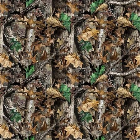 Realtree 6000 Cotton Camo Fabric By The Yard My Projects