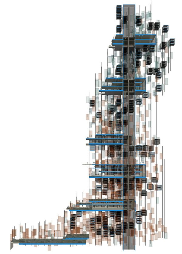 2010 evolo skyscraper competition by daniel nelson via for Dan nelson architect