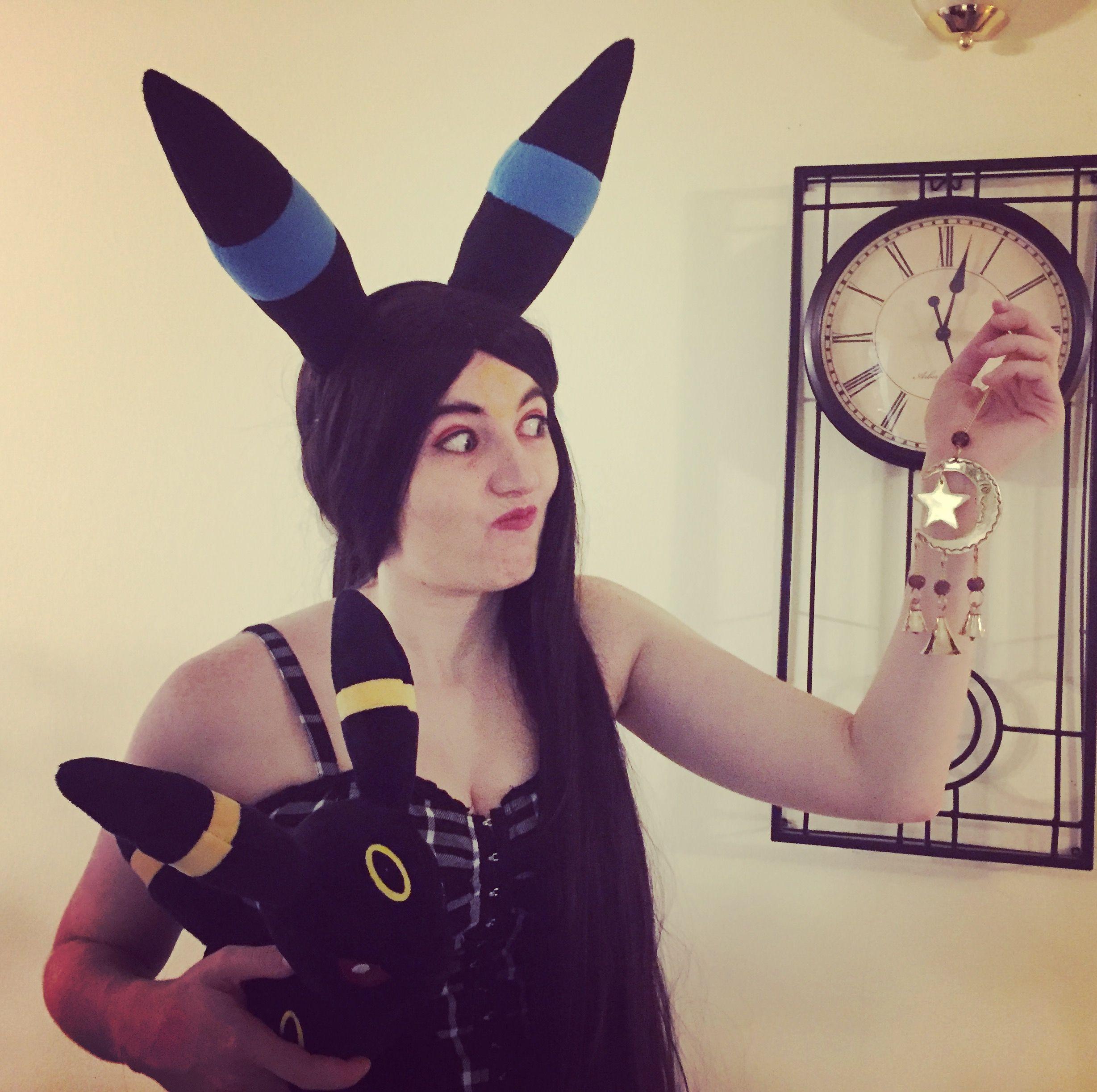 Pokemon Shiny Umbreon Cosplay Ears