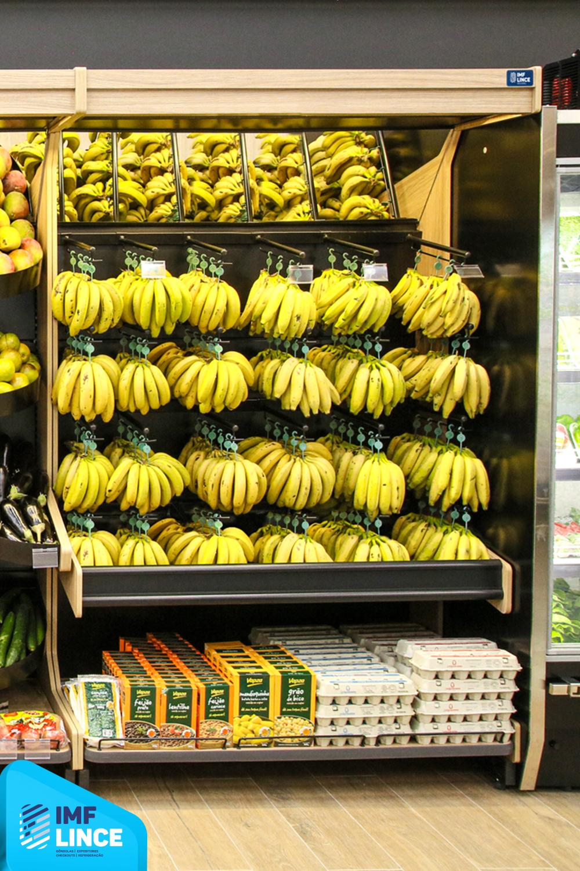 Conheça Os Principais Cuidados Para Organização Do Hortifrúti Loja De Fruta Expositores De Frutas Design De Supermercado