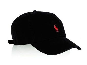 a05718be25c Amazon.com  Polo Ralph Lauren Men Pony Logo Adjustable Hat Cap (One size