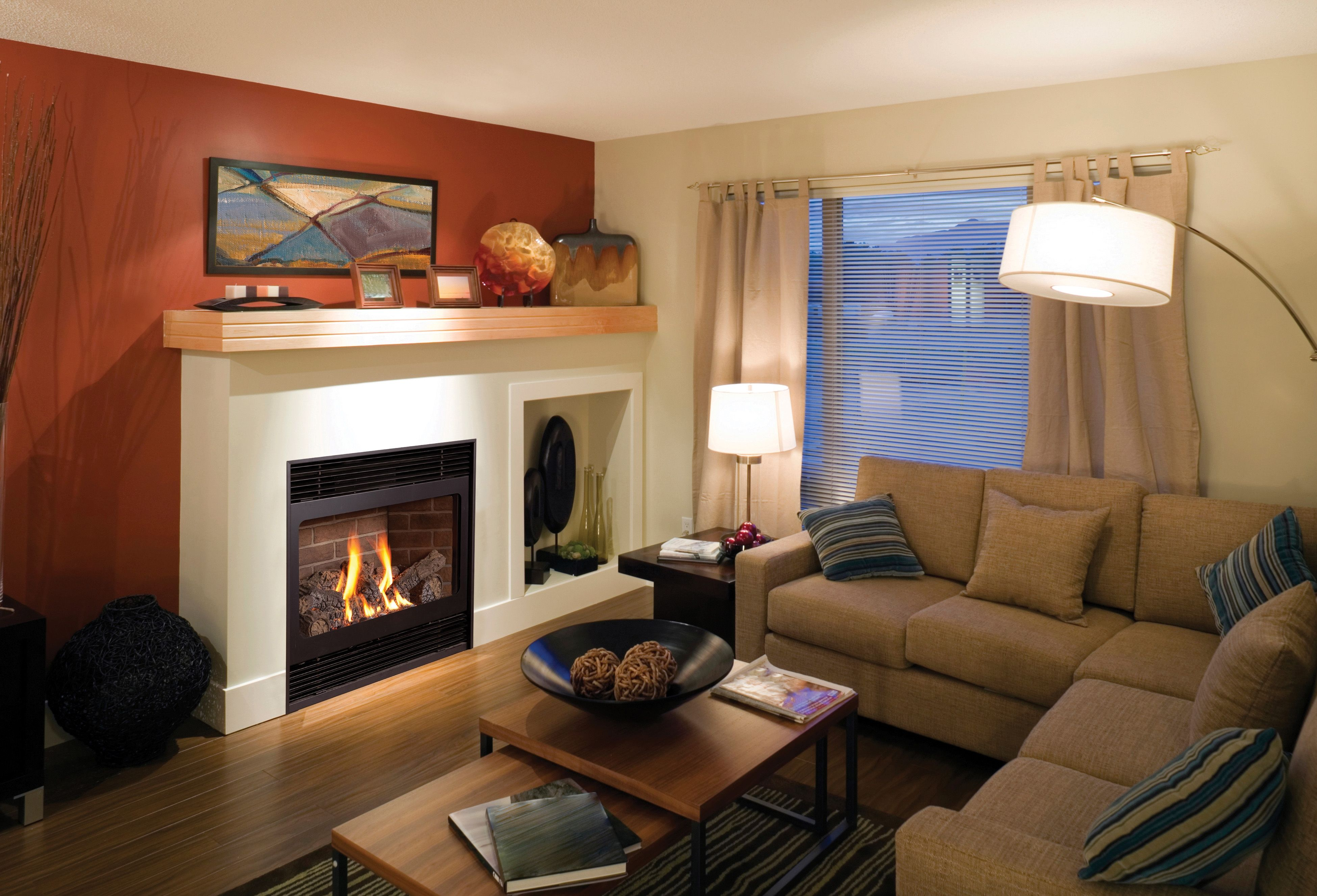 This Is Our U0027SP 36u0027 Direct Vent Gas Fireplace. For More Information, Visit  Us At Www.kozyheat.com/products