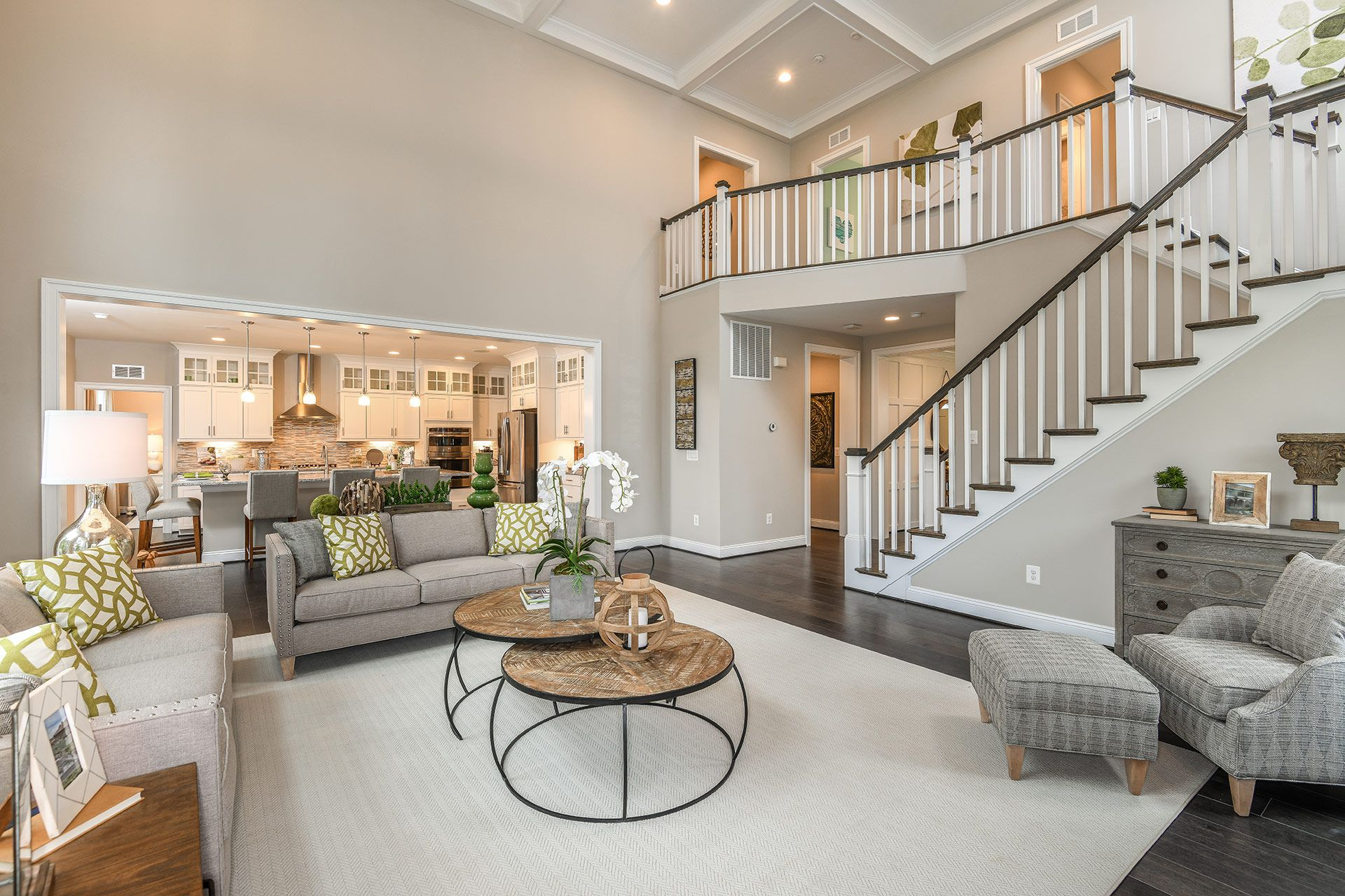What Is Your Favorite Feature In This Open Living Space Living