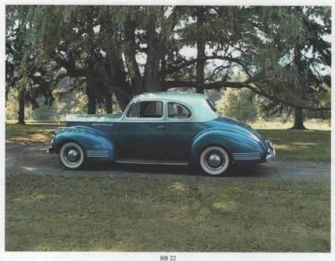1941 Packard Coupe for sale (PA) - $16,500Call Ted @ 570-836-2791