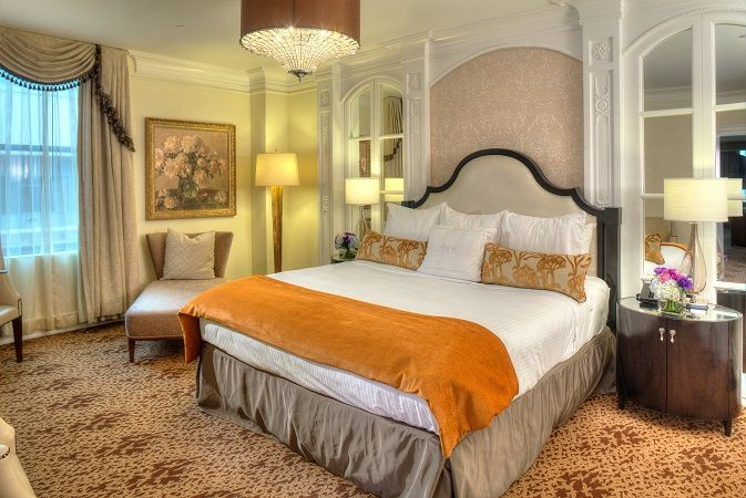 The Peabody Presidential Suite Memphis Hotels Best Boutique
