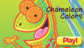 Chameleon Colors Game Online | Games for kids, Color games ...