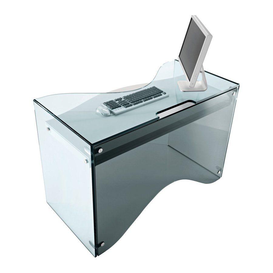 Schreibtische Für Zuhause · Modernes Glas · Schreibtischideen ·  Computertische · Computertisch Arnhern