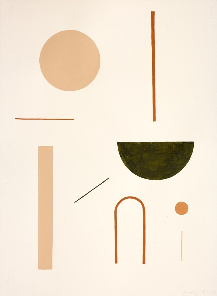 Image of Shape Studies #09 | 2-D | Pinterest | Shapes, Illustrations ...