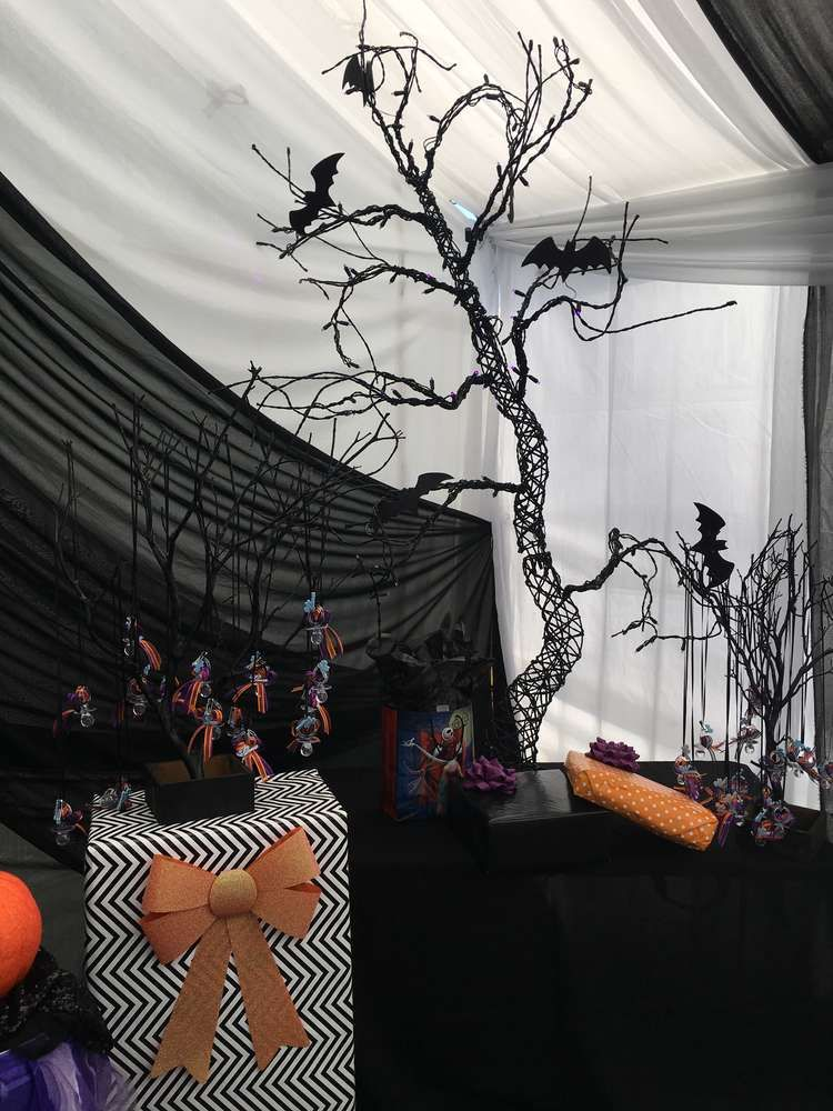 Nightmare before Christmas  Baby Shower Party Ideas | Photo 2 of 12