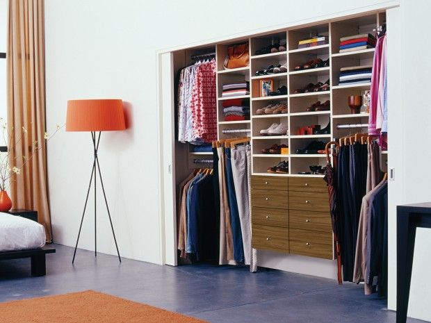 Custom Reach In Closets Offers Space Saving Solutions Unique To Your Home  Storage Problems. Let California Closets Help You Get Your Home Organized.
