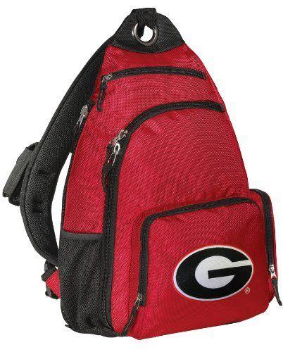 University of Arkansas Backpack Comfortable Arkansas Razorbacks Single Strap Backpacks