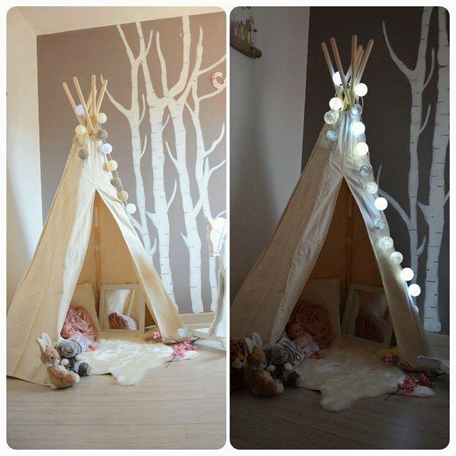 Déco de chambre du0027enfant Guirlande lumineuse ROOM - Toddler - guirlande lumineuse pour chambre bebe