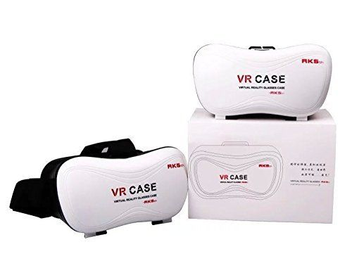 Rk5th Vr Case Box 3d Viewing Glasses Headset Virtual Reality