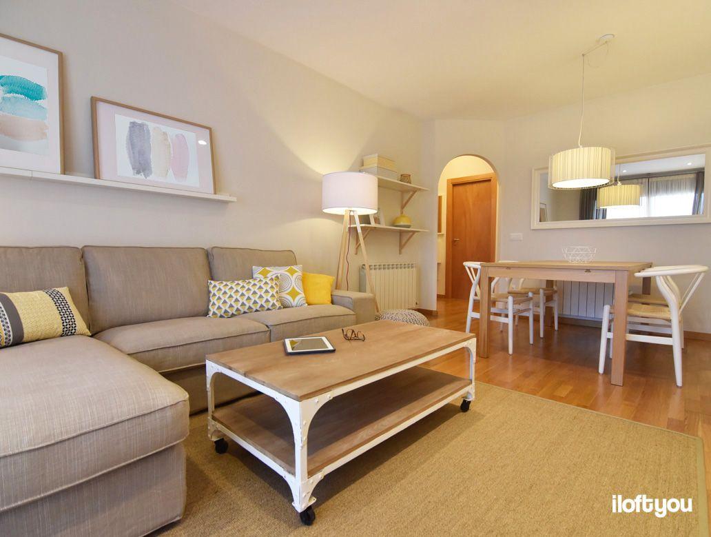 Piso en Guissona  i loft you  Interior Design  Small