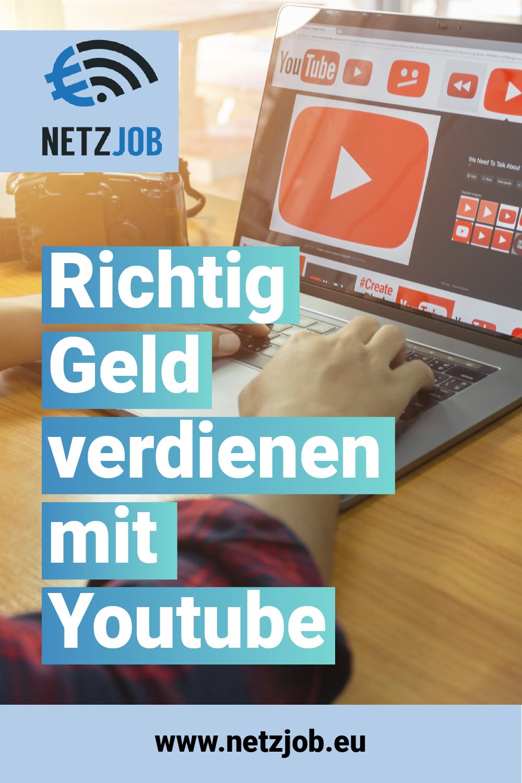 mit youtube geld verdienen 2.0