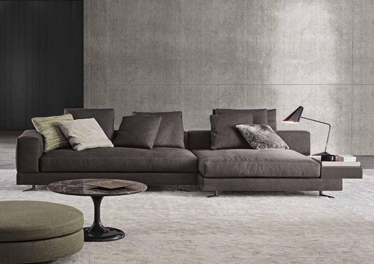 Wondrous Minotti White Furniture Modular Sofa Big Sofas Caraccident5 Cool Chair Designs And Ideas Caraccident5Info