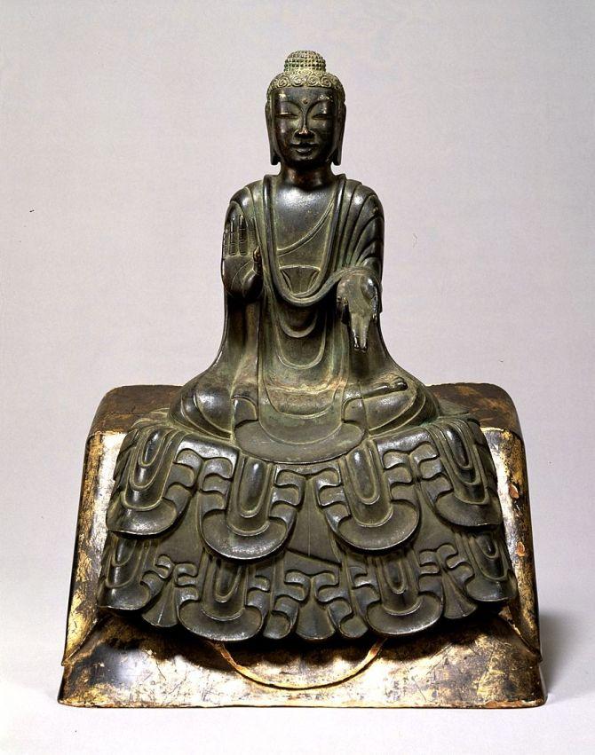 asuka period art
