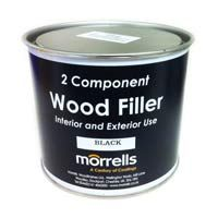Morrells Two Part Coloured Wood Fillers Wood Floor Stain Interior Exterior