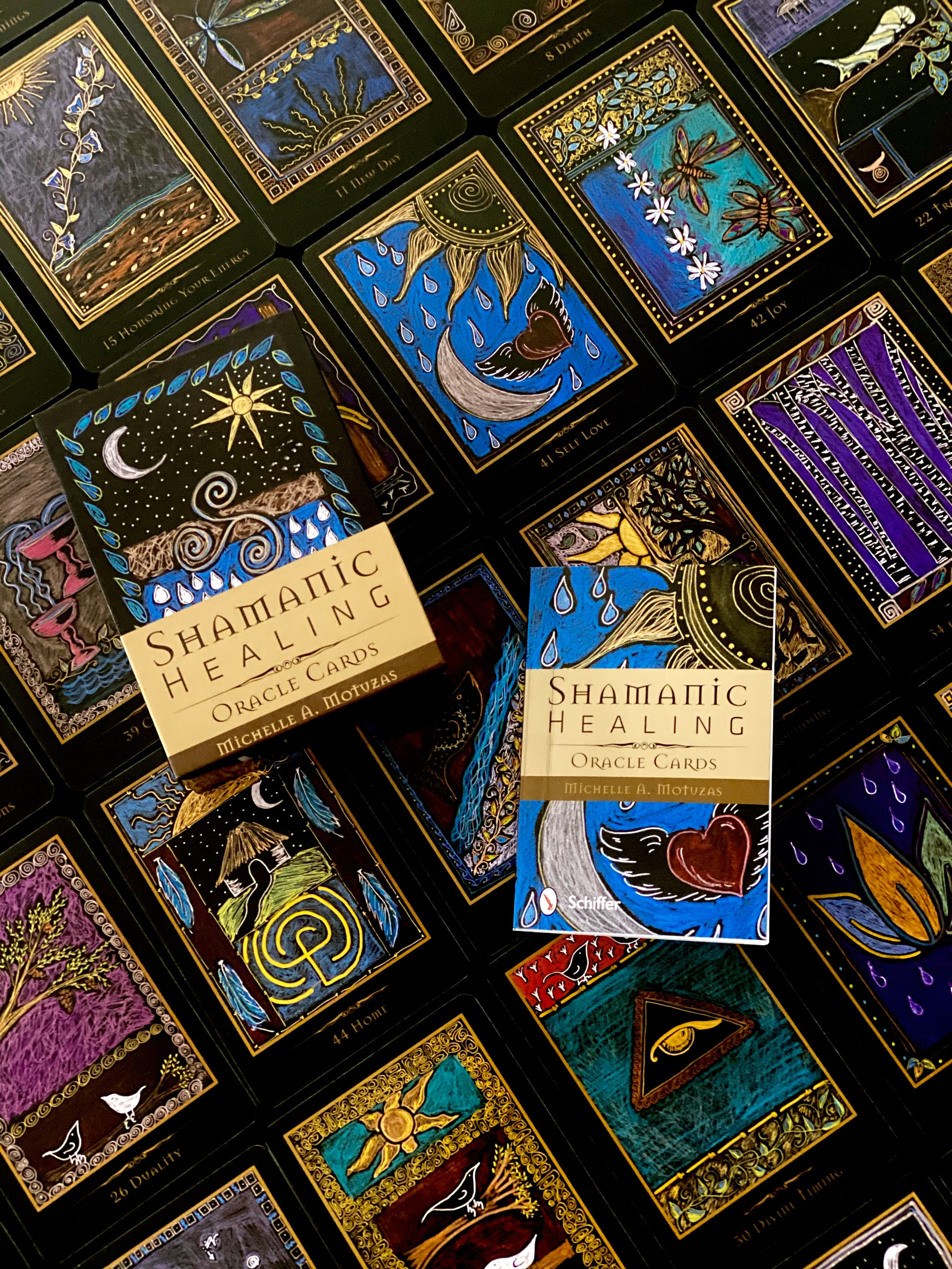Shamanic Healing Oracle Cards in 2020   Oracle cards, Shamanic healing, Shaman