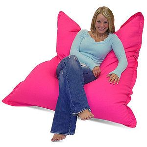 Big Joe Bean Bag Chair Big Joe Bean Bag Pink Kids