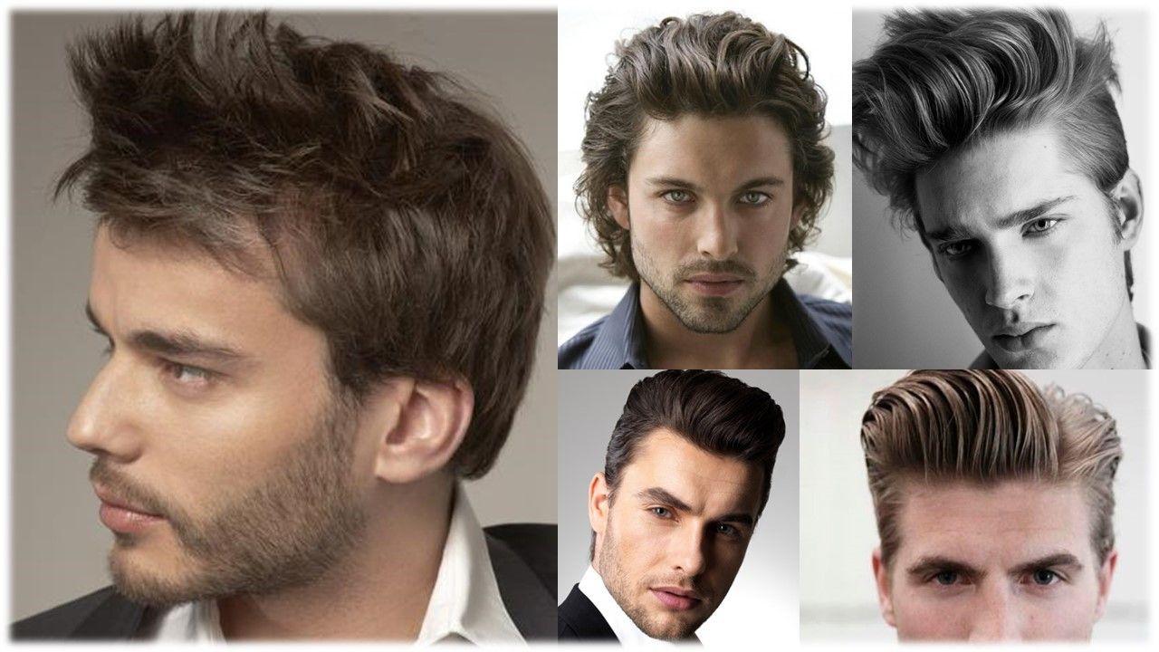Peinados Para Hombre Con Cera Mate Cabellos Finos Pinterest