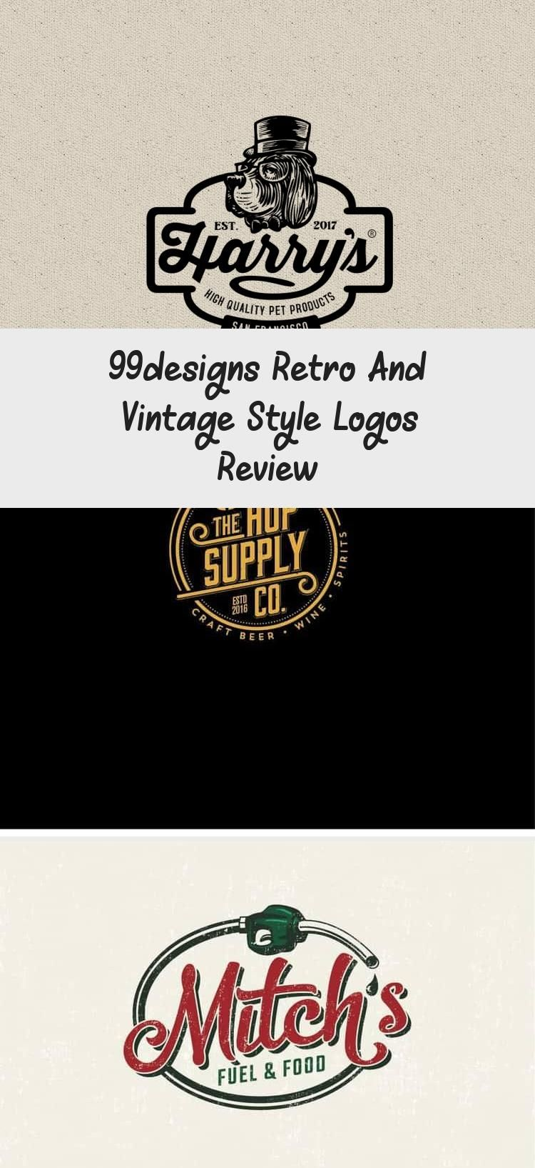 Retro Logos Are Cool And Trending Check Out These Retro Style Logo Designs All Contest Winners From 99designs Vin In 2020 Retro Logo Design Logo Design Retro Logos