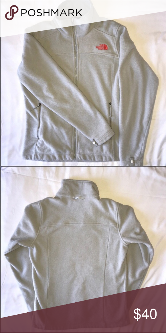 7f555e3c3 Women's full zip north face fleece jacket Great condition The North ...