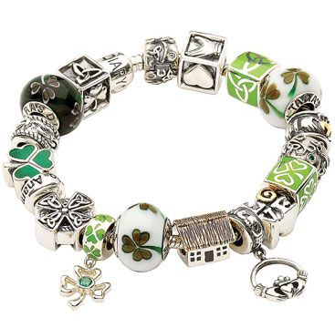 Irish Jewelry Tara S Diary Treasured Memories Bracelet Macys Alloub There Even A Thatched Cottage