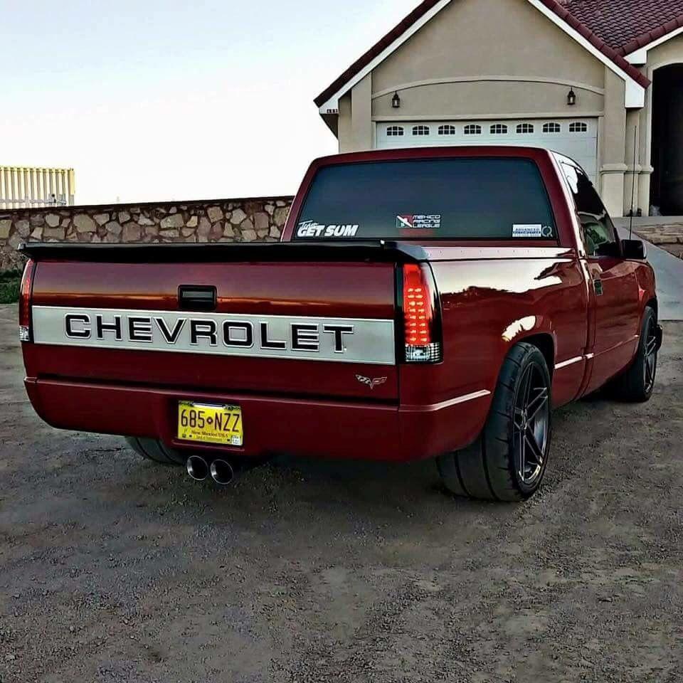 Silverado 99 chevy silverado accessories : Beautiful GMT-400 LS swap Silverado. | Trucks | Pinterest | Cars ...