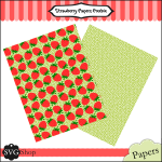 Strawberry Papers Freebie