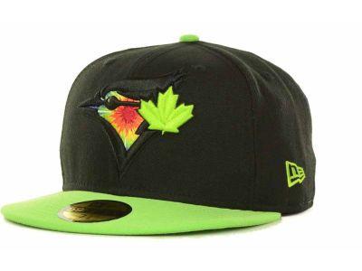 Toronto Blue Jays MLB Tie Dye 59Fifty Cap Hats | Hats ...