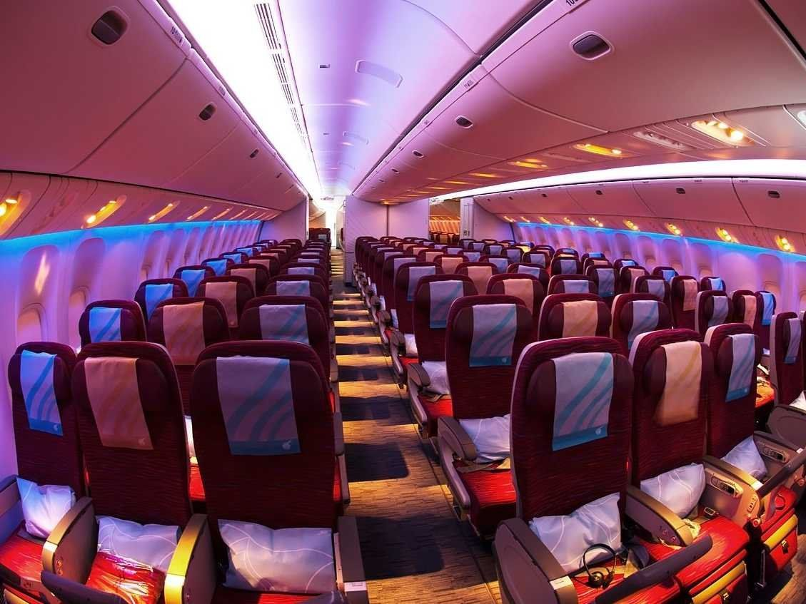 Here are the 20 best airlines in the world qatar airways