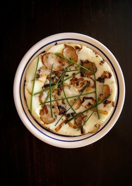 Egg White Recipes, Frittata