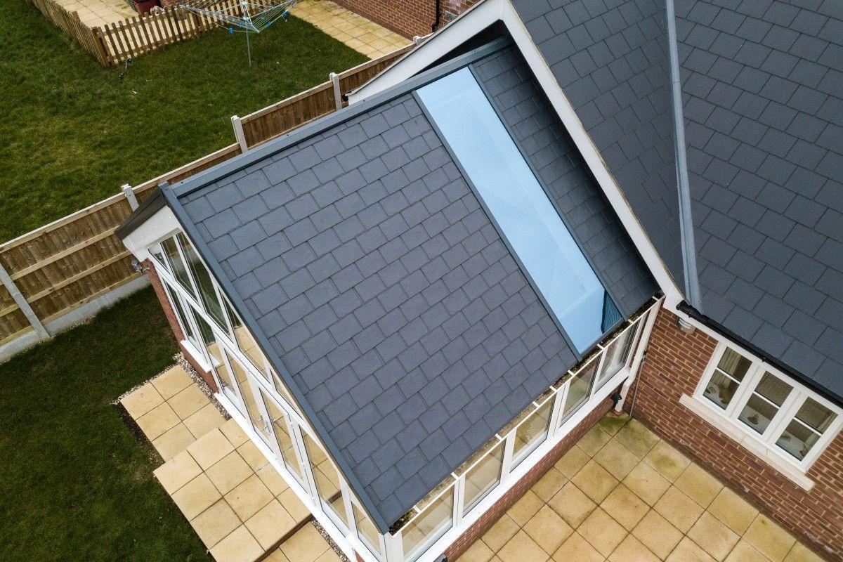 Inspiration Gallery Ultraframe Conservatory Roofs In 2020 Tiled Conservatory Roof Conservatory Roof Replacement Conservatory Roof