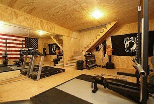Great rustic home gyms decor ideas home decor home gym