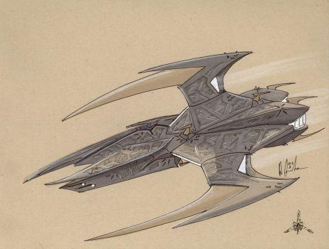 the Kraegarym 'Piercer' by Jepray