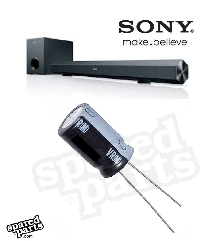Sony Sh Ct60 Ct60bt Dead No Power Repair Kit Lfp205991 0001 Tv Circuit Diagram Together With Led Schematic