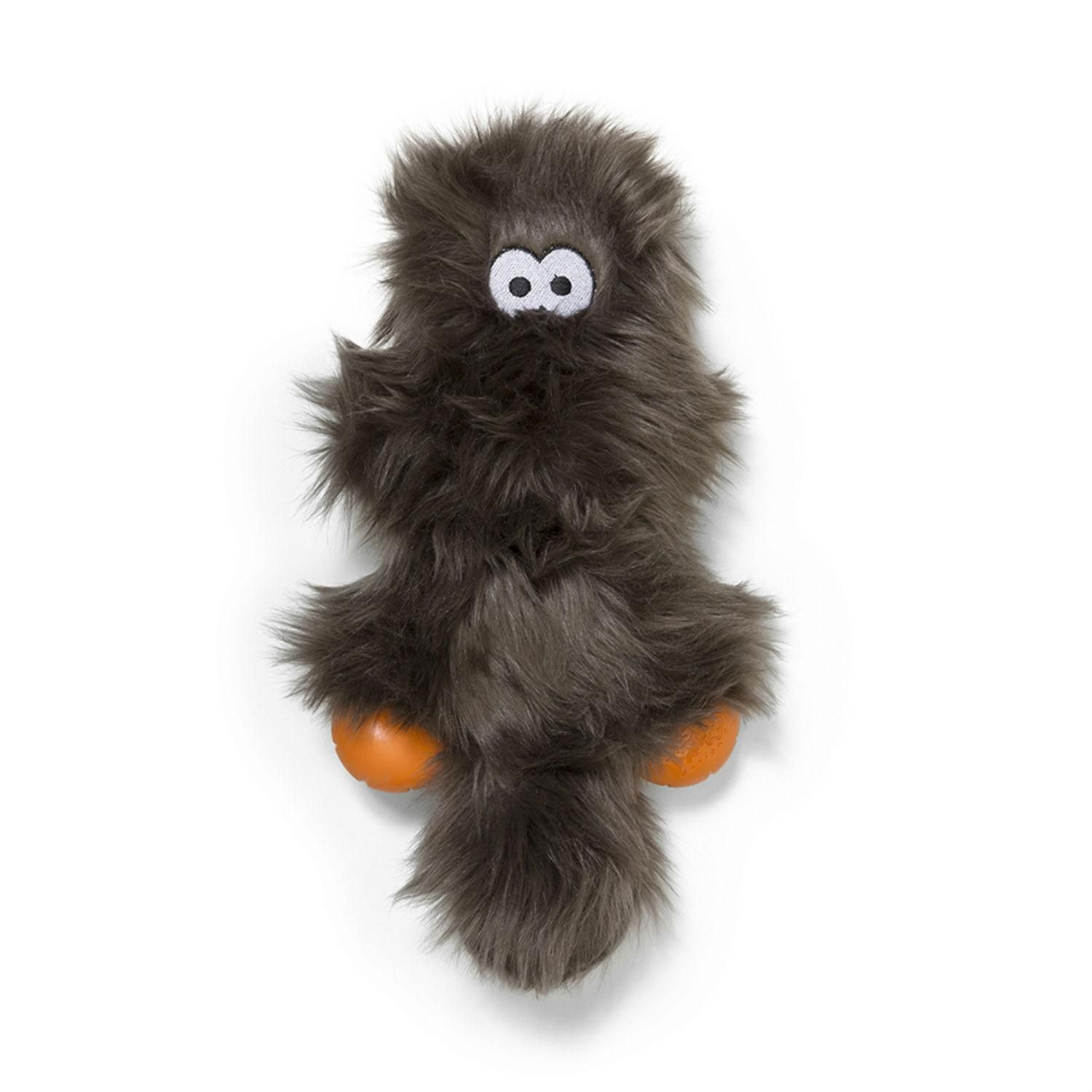 Interactive Dog Toys Rowdies Sanders Dog Toy by West Paw - Pewter