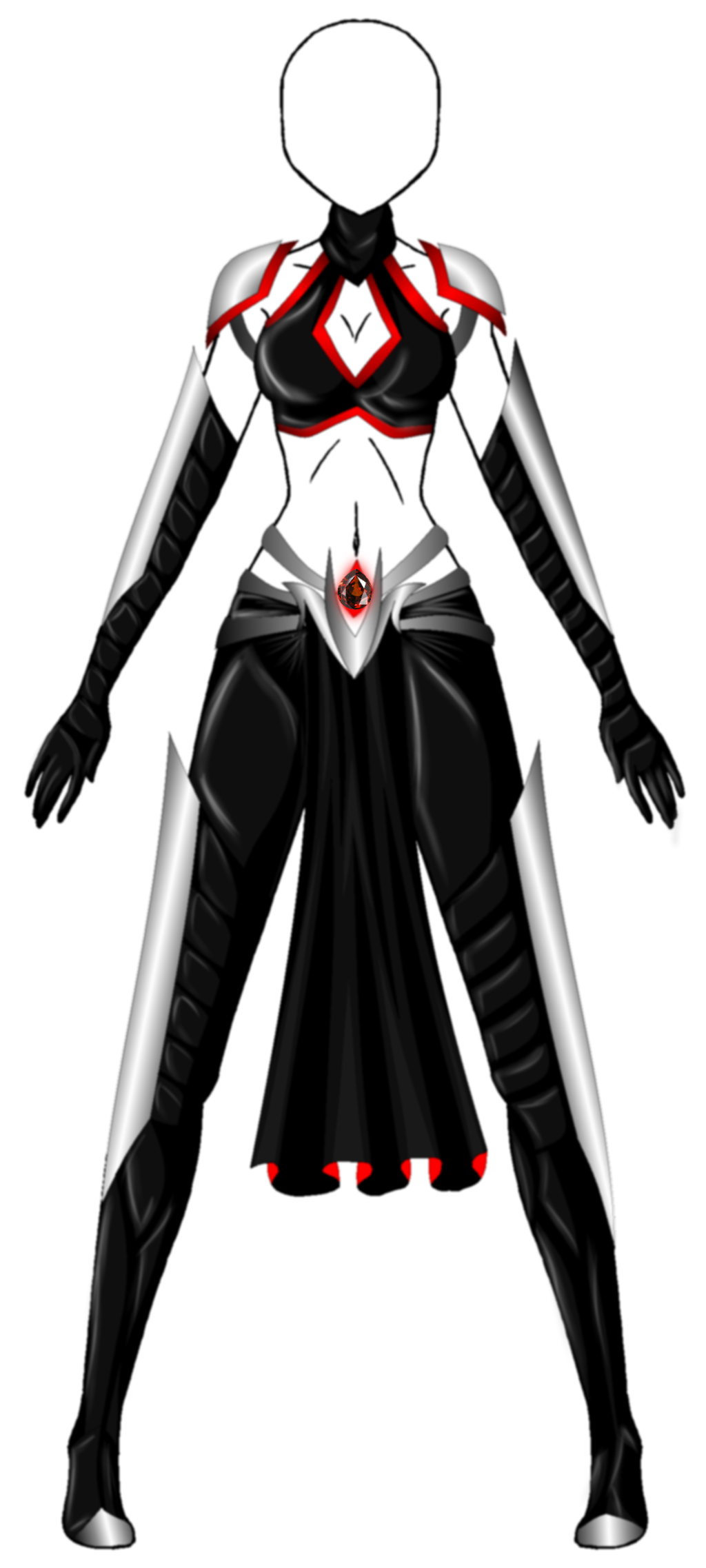 Megaria Assassin design 1 by on