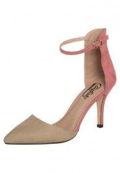 on sale 7dd70 931fd Buffalo - Pumps - beige/coral | Shoes | Zalando, Schuhe ...