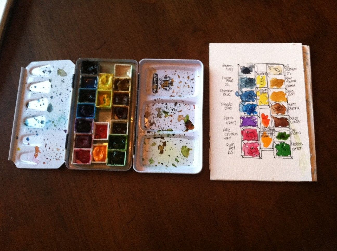 Latest Sketch Kit And Palette Watercolor Palette Watercolor Kit