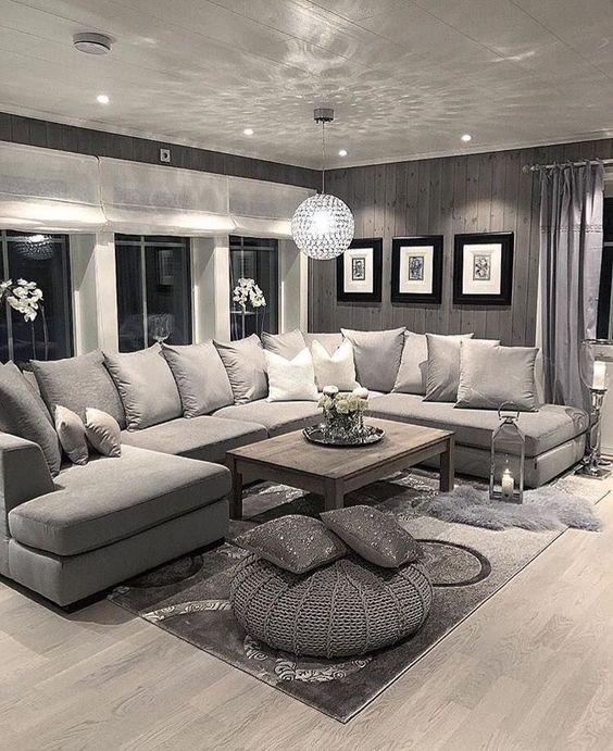 31 Superbes Modeles Du Salon Moderne Pour 2019 Elegant Living Room Decor Living Room Decor Apartment Living Room Decor Cozy