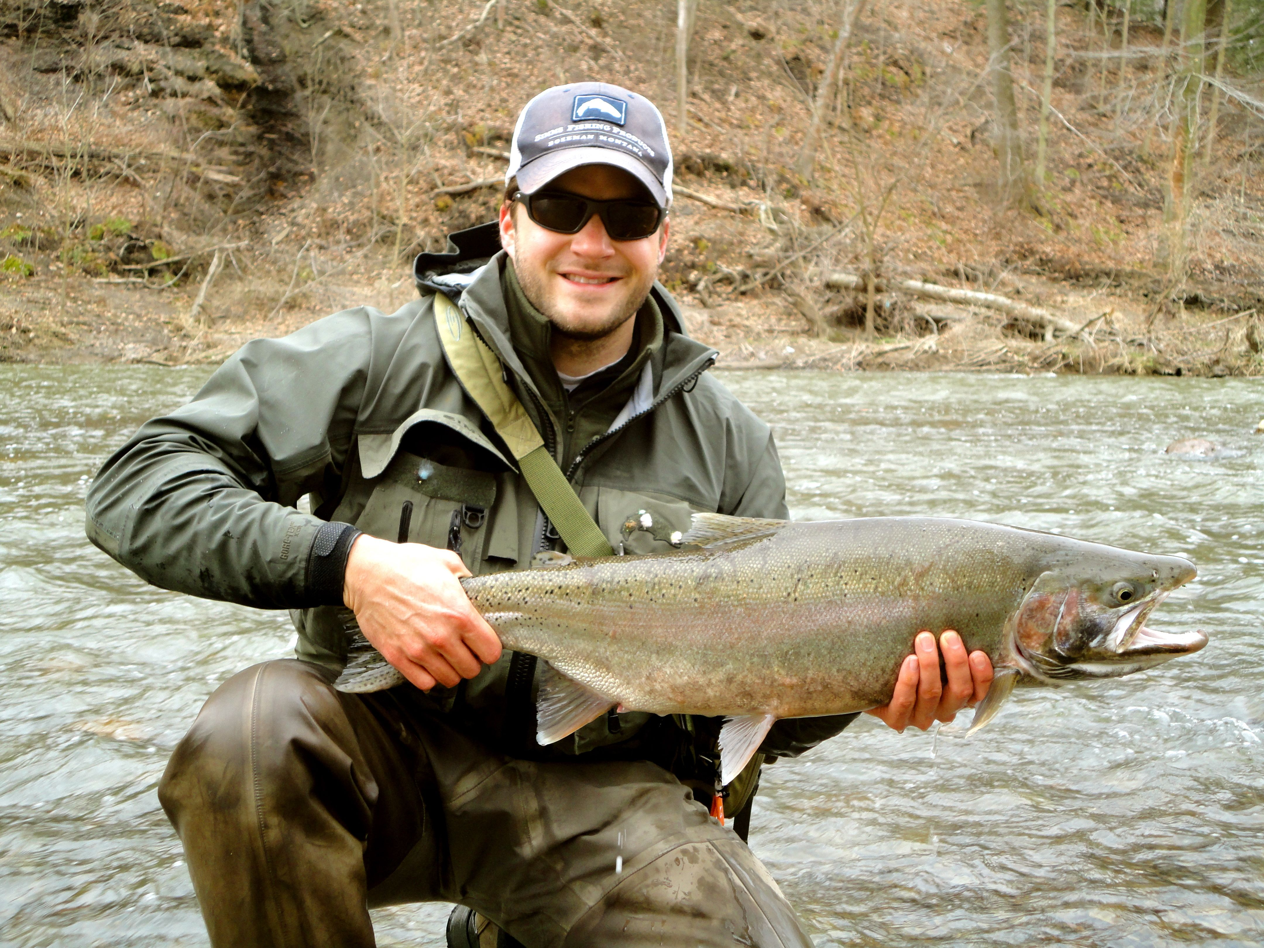 Rocky River Oh Steelhead Fishing Steelhead Fishing Rocky River Rocky River Ohio