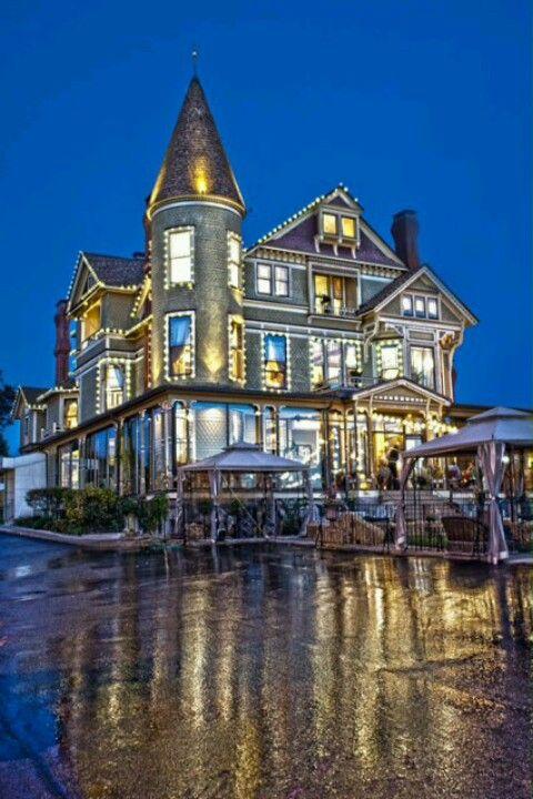 Baker House/Restaurant - Lake Geneva WI, close enough to IL!