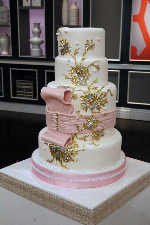 Talented cake maker!