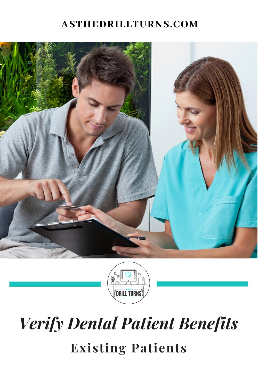 Verifying Dental Patient Benefits Dental Benefits Dental Dental Insurance